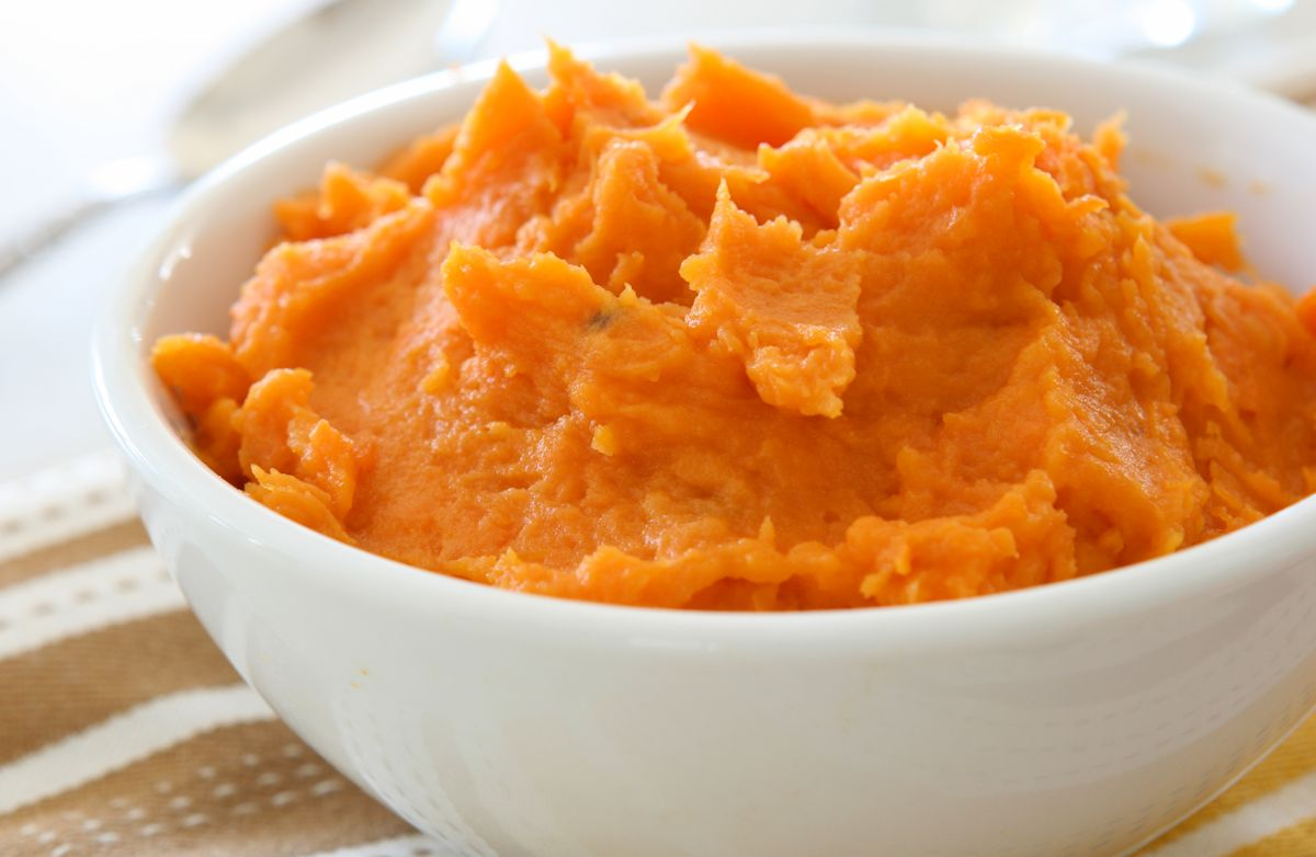 Mashed Butternut Squash Remix Recipe | SparkRecipes