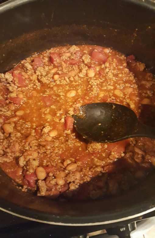 McCormick Tex-Mex Turkey Chili