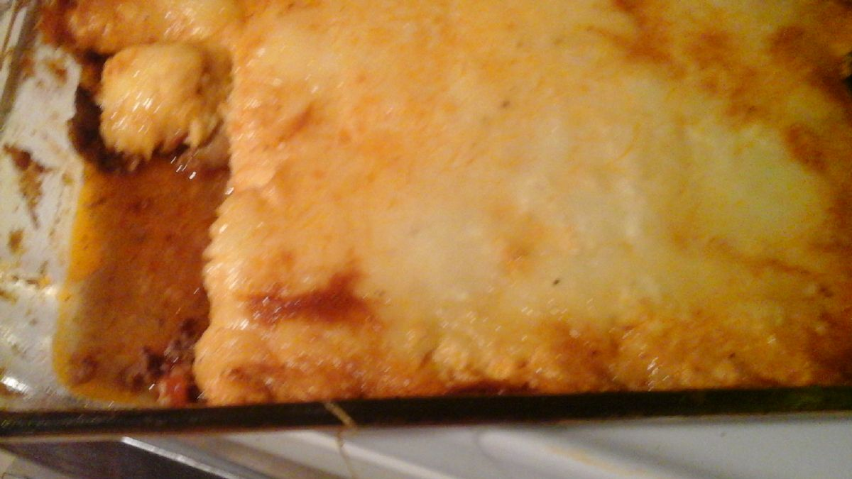 Meat Lasagna with Zucchini