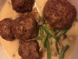 Meatballs with Almond Meal