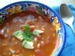 Mexican Bean Soup, Crock Pot
