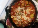 Mexican Zucchini Dish