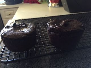 Michelle's Vegan Black Bean Brownies