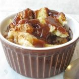 Microwave Bread Pudding in a Mug