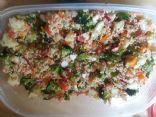 Millet Veggie Salad