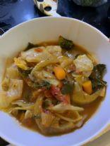 Mind diet cabbage soup