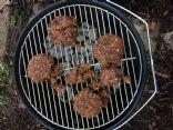 Minimalist Baker Grillable Veggie Burger
