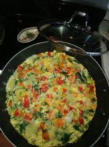 Mixed Vegetable Fritatta