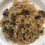 Mushroom Basmati Rice