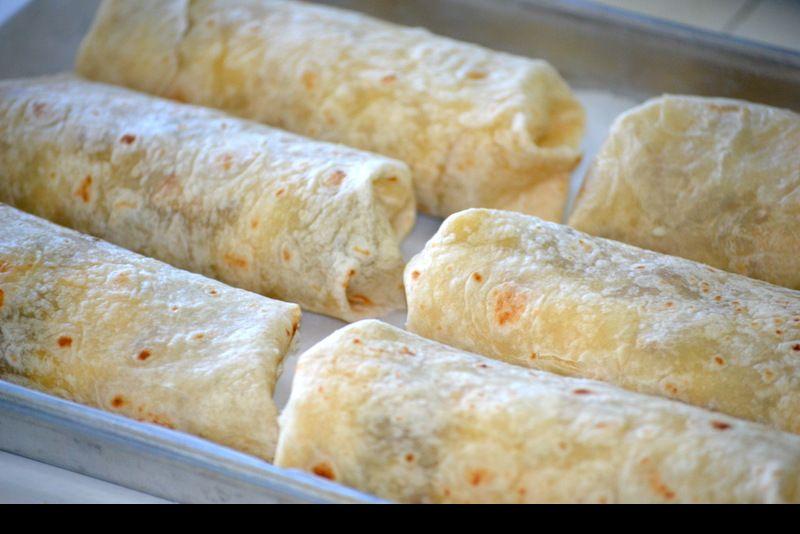 My Freezer Burrito