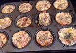 NachoNite Leftover Quiche Muffins
