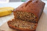 No Cholesterol Banana Bread