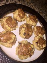 Not-So-Sinful Cinnamon Roll Cookies