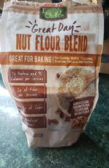 Nutty Applesauce Pancakes