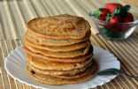 Oatmeal ''Cookie'' Pancakes