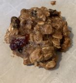 Oatmeal Cookies -Vegan