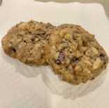 Oatmeal Nut & Cranberry Cookies by Tamera