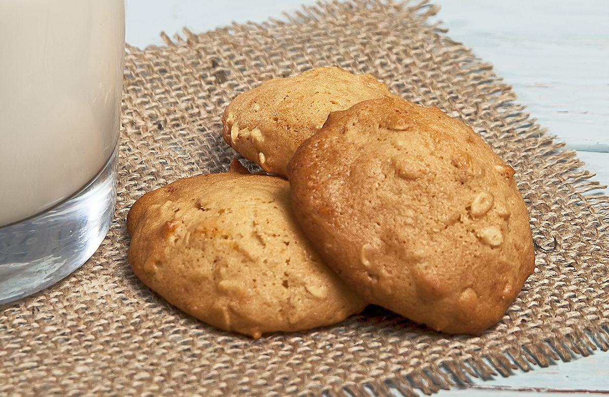Oatmeal Orange Cookies (Diabetes Friendly)