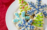 Old-Fashioned Cut Out Christmas Cookies
