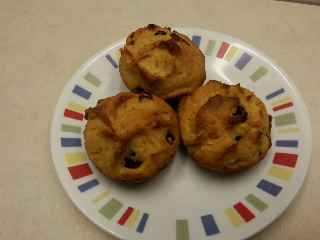 Cranberry Carrot Muffins Food Network