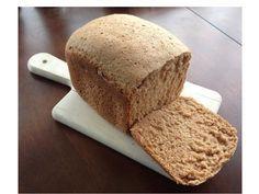 Organic Spelt Bread (no eggs)