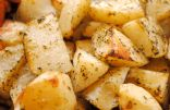 Oven-Roasted Potatoes with Italian Herbs