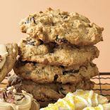 PB Banana Oat Breakfast Cookies