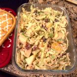 PEAR & CABBAGE CHIPOTLE SLAW