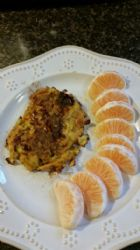 Paleo Sweet Potato Pancake