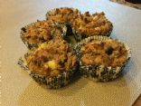 Pales Carrot Cake Muffins