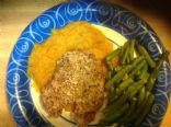 Panko Thin Pork Loin Chops