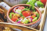 Panzanella (Bread and Tomato Salad)