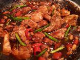 Kung Pao Pao Chicken