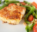 Parmesan Baked Cod