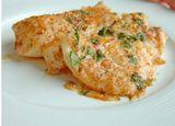 Parmesan Cod