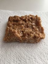 Peanut Butter & Honey Chewy Granola Bars