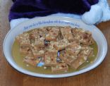 Peanut Butter Fudge - Diabetic friendly