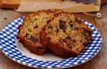 Peanut Butter and Banana Bread with Chocolate Chips
