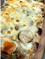 Beef - Philly Cheese Steak Casserole