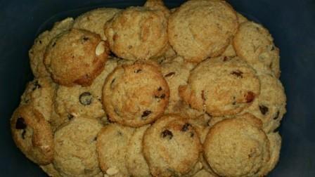 Phyl's Chocolate Chip Almond Joy Cookies