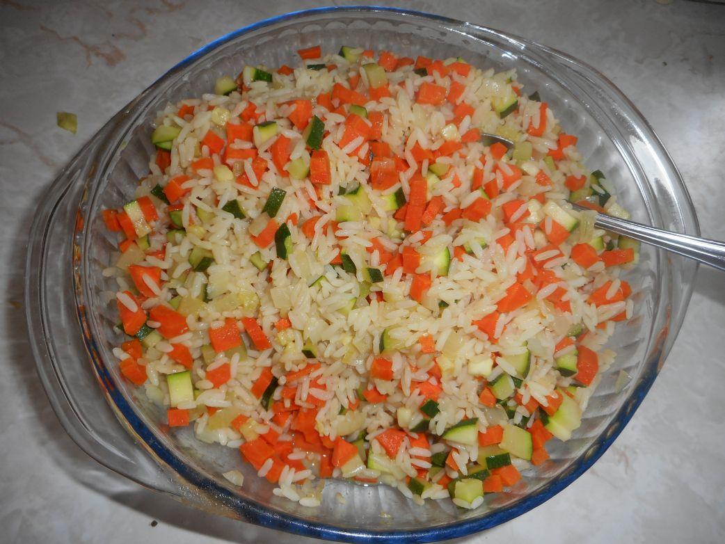 Pilaf rice
