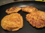 Pinto Bean Patties
