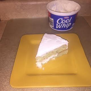 Beth's Pistachio Pudding Cake
