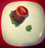 Pollock Fish Burger