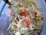Poppyseed coleslaw