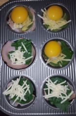 Power Protein Breakfast egg cups