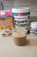 Protein Powder Vanilla Latte