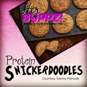 Protein Snickerdoodles