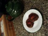 Protein powder cookies