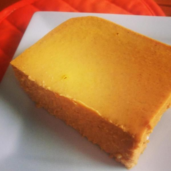 Pumpkin Cheesecake Low Carb